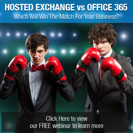 Hosted Exchange vs Office 365 Free Webinar